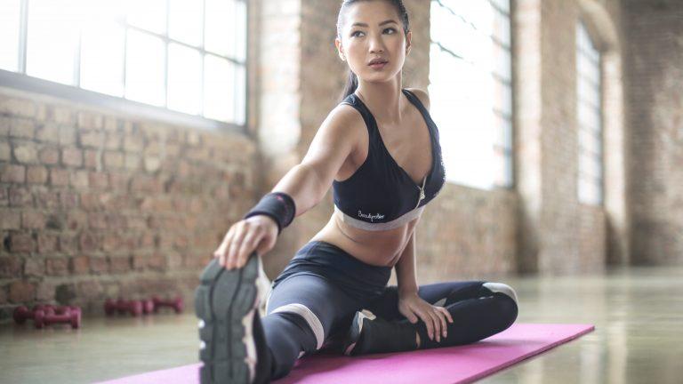 Abercrombie fitness en sportkleding